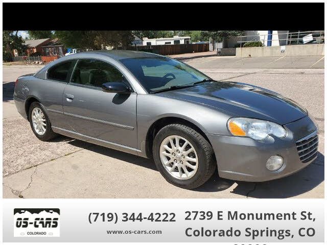 2005 Chrysler Sebring Coupe FWD