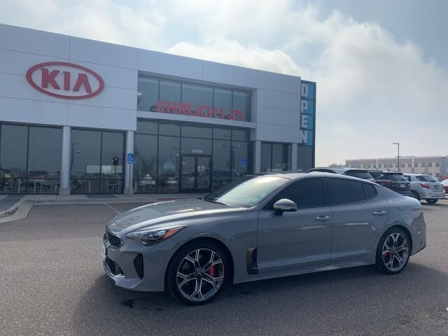 Used 2020 Kia Stinger Gt2 Awd For Sale With Photos Cargurus