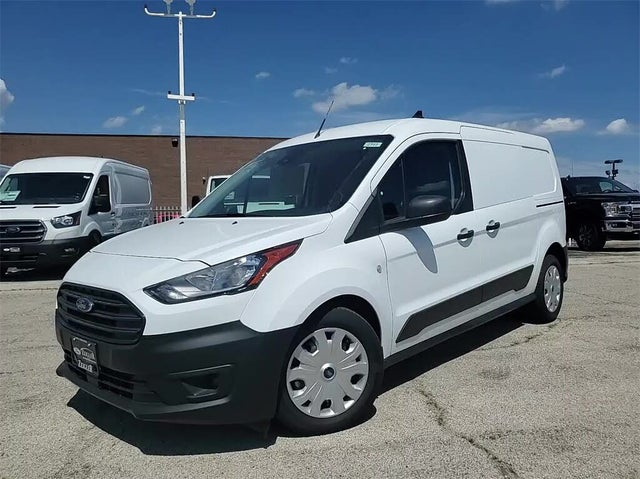 used 2021 ford transit connect cargo xl lwb fwd with rear