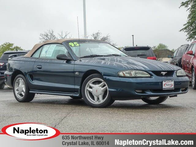 1995 Ford Mustang GT Convertible RWD