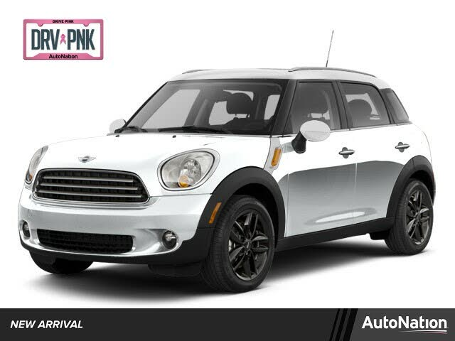 2011 MINI Countryman S FWD