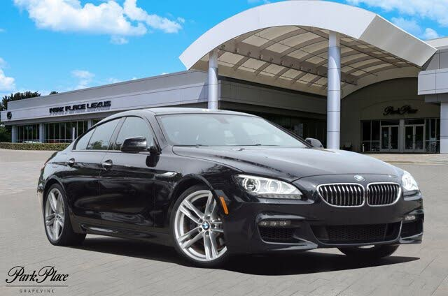 2014 BMW 6 Series 640i Gran Coupe RWD