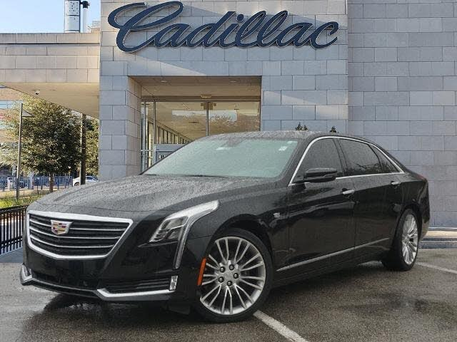 2017 Cadillac CT6 3.6L Premium Luxury AWD