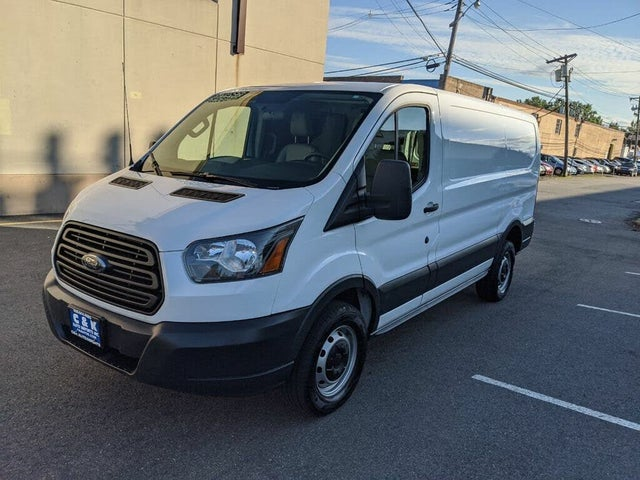 2015 Ford Transit Cargo 250 3dr SWB Low Roof with Sliding Passenger Side Door