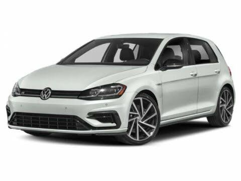 2018 Volkswagen Golf R 4-Door AWD with DCC and Navigation