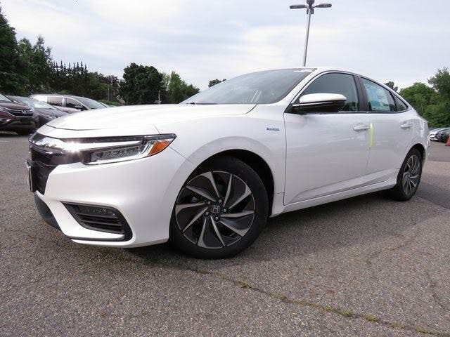 2021 Honda Insight Touring FWD