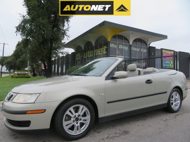 2005 Saab 9-3 Linear Convertible