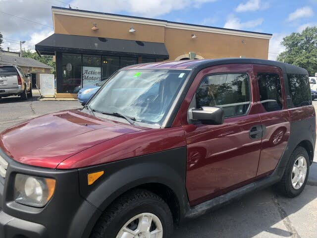2008 Honda Element LX AWD
