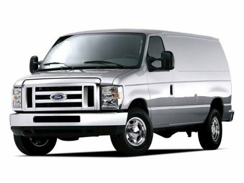 2009 Ford E-Series E-150 Cargo Van