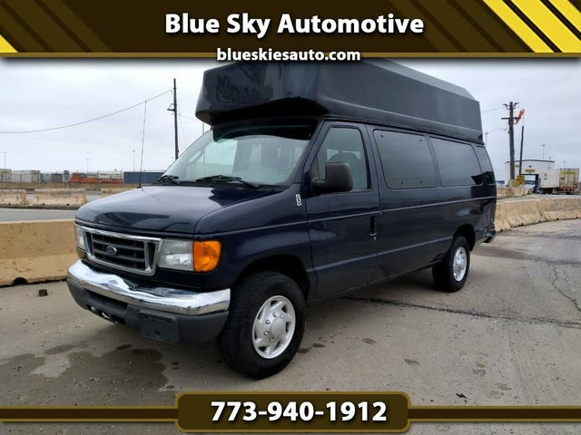 2006 Ford E-Series E-350 Super Duty XL Extended Passenger Van