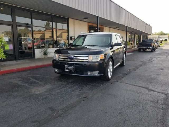 2010 Ford Flex SEL AWD with EcoBoost