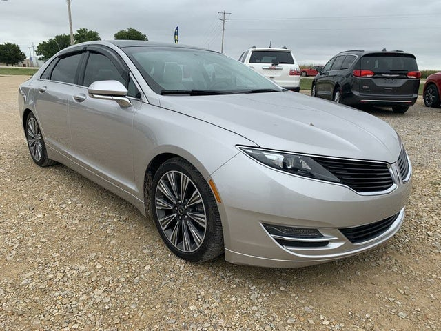 2016 Lincoln MKZ Black Label FWD