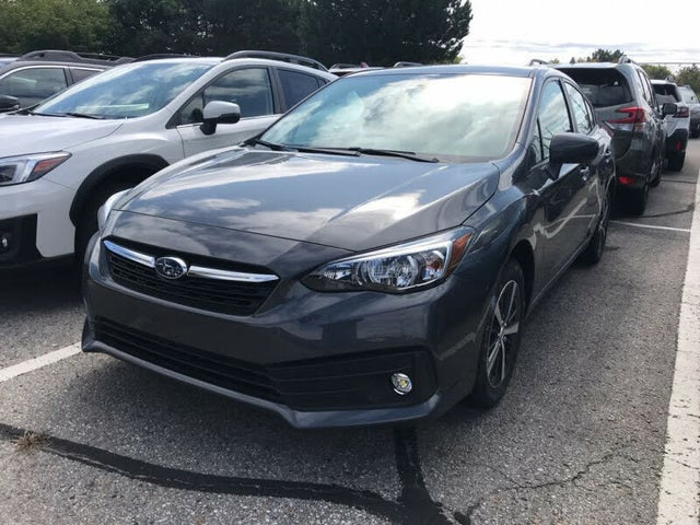 2020 Subaru Impreza 2.0i Touring Sedan AWD
