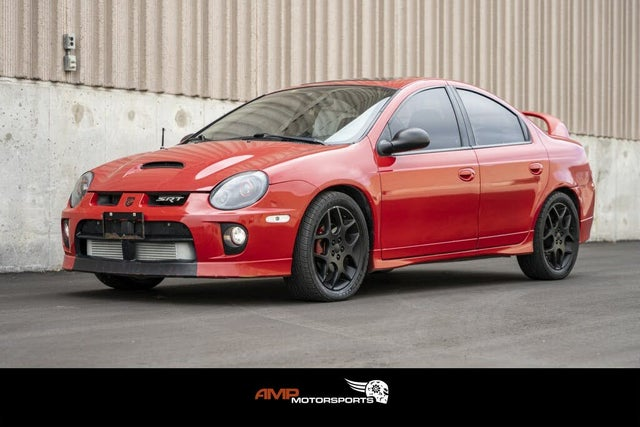 2004 Dodge Neon SRT-4 Turbo FWD