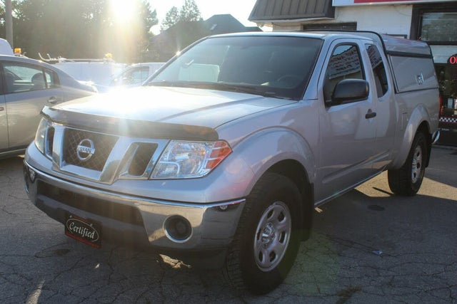 2012 Nissan Frontier SV King Cab