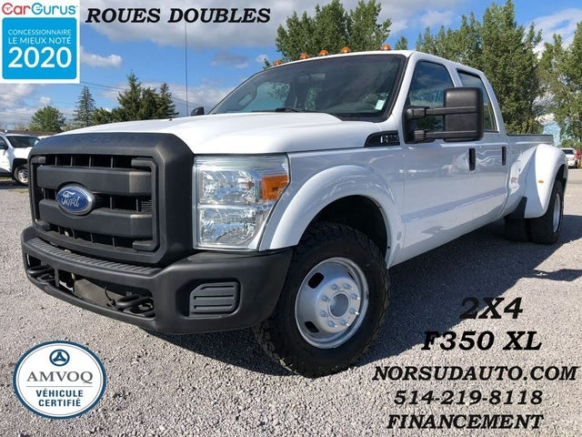 2011 Ford F-350 Super Duty XL Crew Cab LB DRW