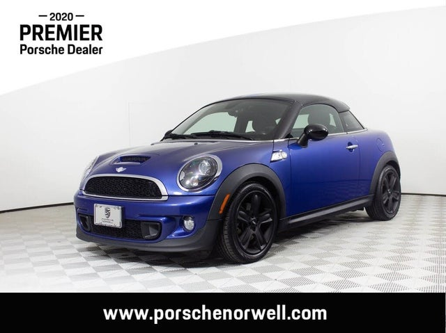 2014 MINI Cooper Coupe S FWD
