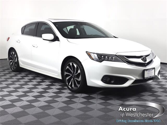 2017 Acura ILX FWD with Technology Plus and A-Spec Package