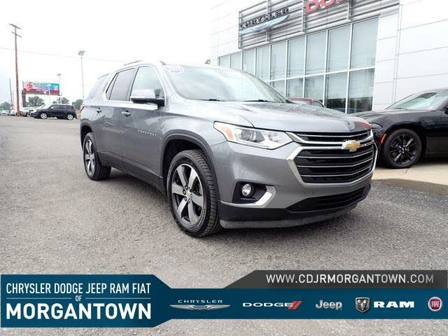 used chevrolet traverse for sale in morgantown wv cargurus used chevrolet traverse for sale in