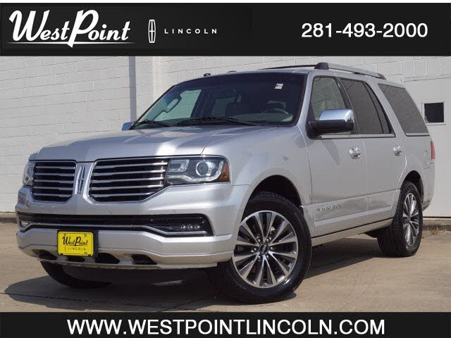2016 Lincoln Navigator Select RWD