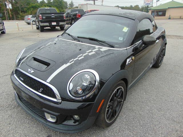 2015 MINI Cooper Coupe S FWD