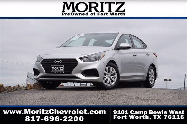 2018 Hyundai Accent SE Sedan FWD