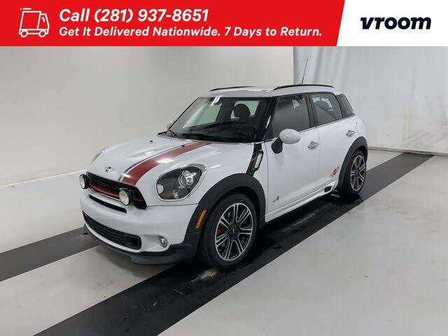 2016 MINI Countryman John Cooper Works ALL4 AWD
