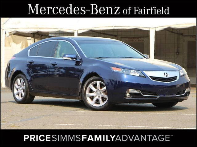 2014 Acura TL FWD with Technology Package