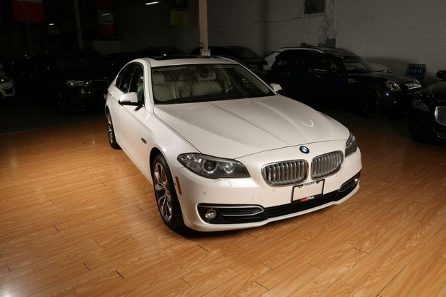 2014 BMW 5 Series 535i xDrive Sedan AWD