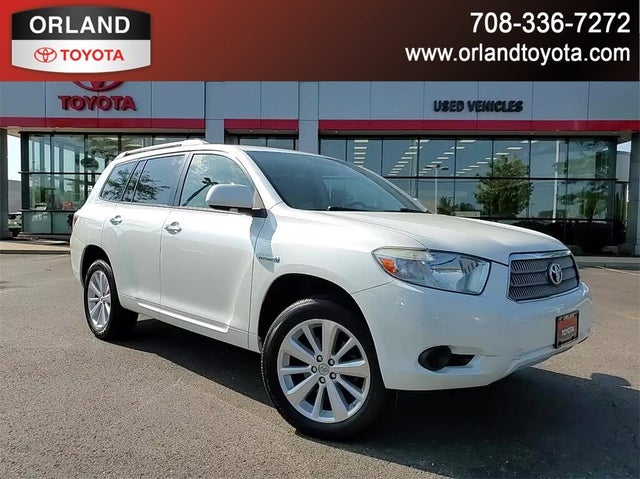 2010 Toyota Highlander Hybrid for Sale in Illinois - CarGurus