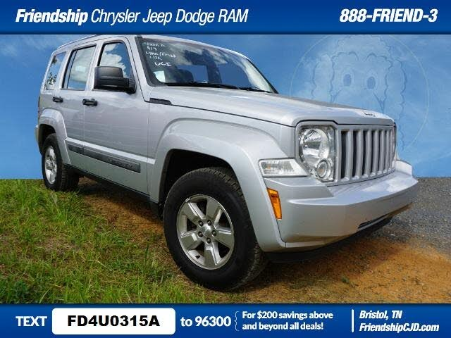 Used Jeep Liberty For Sale In Greeneville Tn Cargurus