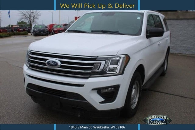 2018 Ford Expedition XL 4WD