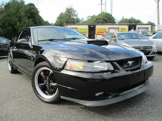 2001 Ford Mustang Bullitt GT Coupe RWD