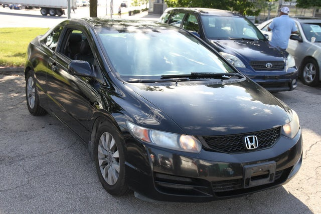 2009 Honda Civic Coupe EX-L