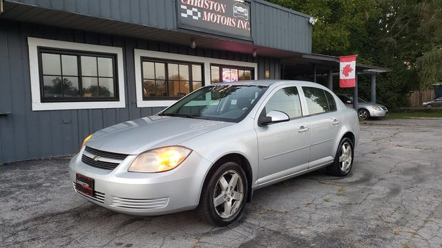 2010 Chevrolet Cobalt 1LT Sedan FWD