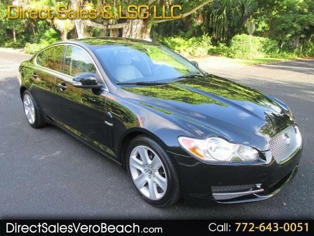 2009 Jaguar XF Luxury RWD