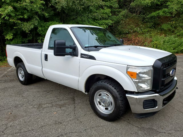 2011 Ford F-250 Super Duty XL