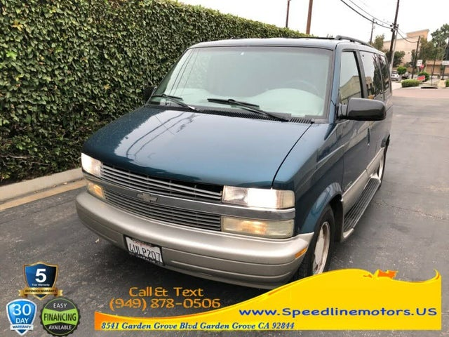 2001 Chevrolet Astro LT Extended RWD