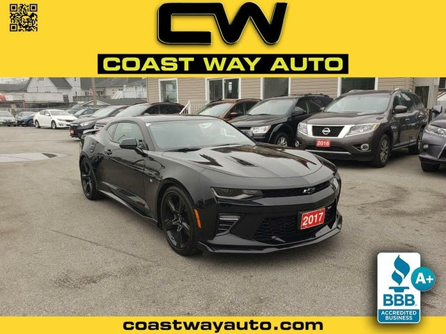 2017 Chevrolet Camaro 2SS Coupe RWD