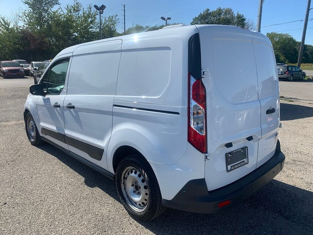2014 Ford Transit Connect Cargo XLT LWB FWD with Rear Cargo Doors
