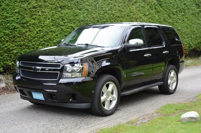 2008 Chevrolet Tahoe Special Service 4WD