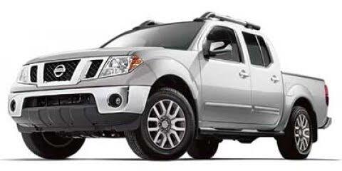 2013 Nissan Frontier SV Crew Cab LWB 4WD