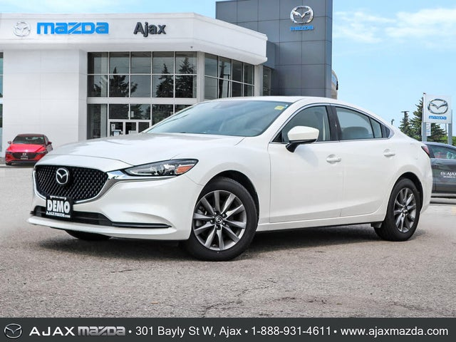 2019 Mazda MAZDA6 GS-L FWD with Turbo
