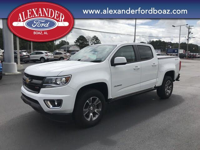 Used Chevrolet Colorado For Sale In Boaz Al Cargurus