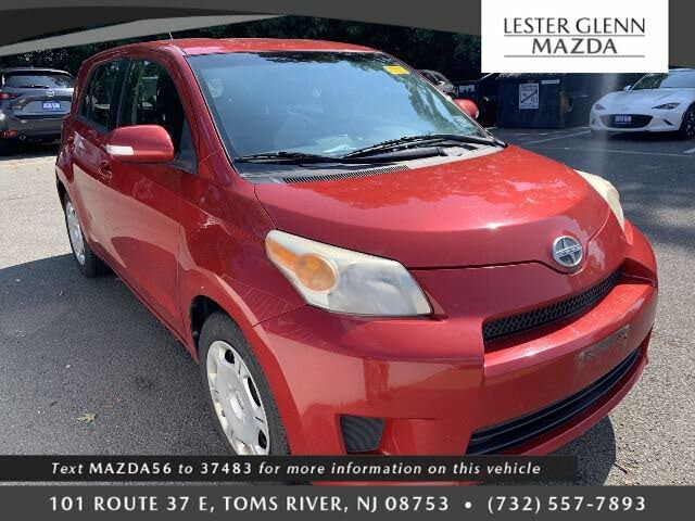 2010 Scion xD Base