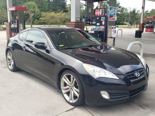 2011 Hyundai Genesis Coupe 3.8 R-Spec RWD