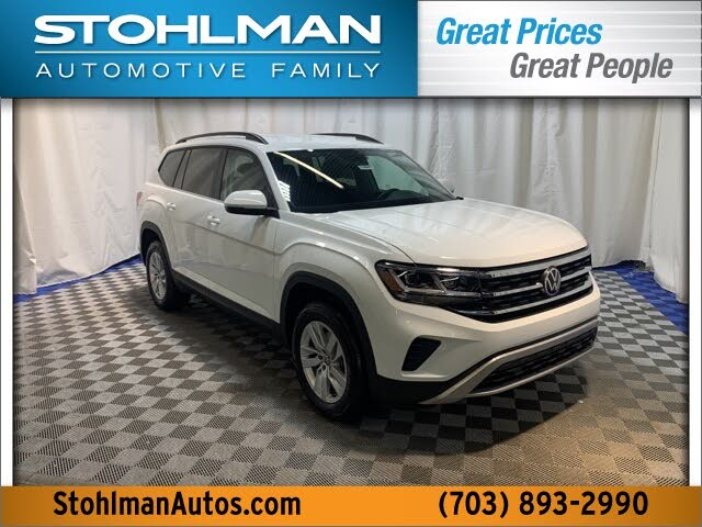 2021 Volkswagen Atlas 2.0T S 4Motion AWD