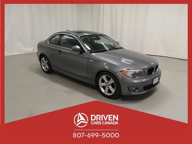 2012 BMW 1 Series 128i Coupe RWD