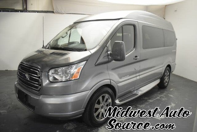 2015 Ford Transit Cargo 150 3dr SWB Low Roof with 60/40 Side Passenger Doors