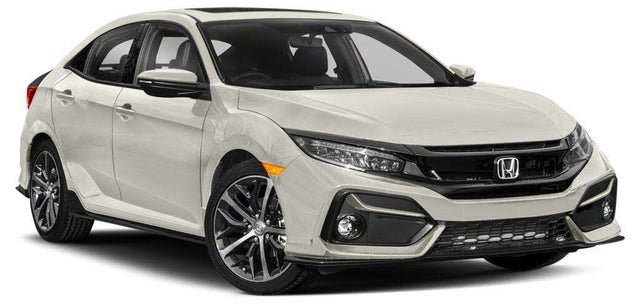 2020 Honda Civic Hatchback Sport Touring FWD